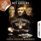 Frontiersmen, 2: Vierzig Frachter randwärts (Ungekürzt) (MP3-Download)