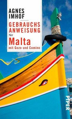 Gebrauchsanweisung für Malta (eBook, ePUB) - Imhof, Agnes