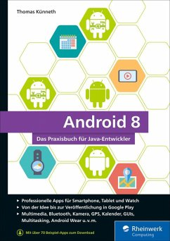 Android 8 (eBook, ePUB) - Künneth, Thomas
