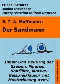 Der Sandmann - Lektürehilfe und Interpretationshilfe. Interpretationen und Vorbereitungen für den Deutschunterricht. (eBook, ePUB)