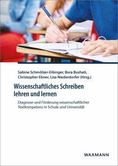 Wissenschaftliches Schreiben lehren und lernen (eBook, PDF)