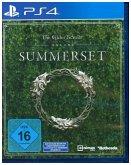 The Elder Scrolls Online: Summerset (PlayStation 4)