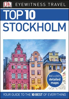 Top 10 Stockholm (eBook, ePUB)