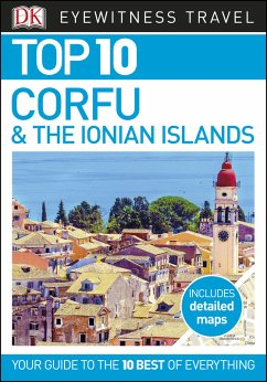 Top 10 Corfu and the Ionian Islands (eBook, ePUB)