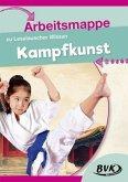 """Arbeitsmappe zu Leselauscher Wissen """"Kampfkunst"""""""