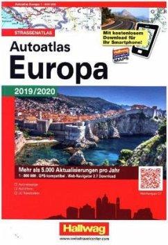 Autoatlas Navigator Europa 2019/2020