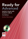 Ready for Advanced. Teacher's Book with ebook, DVD-ROM and 2 Class Audio-CDs
