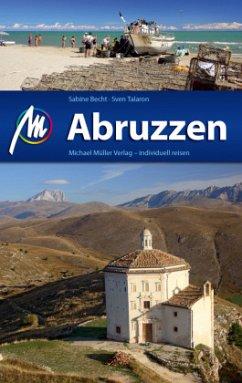 Abruzzen Reiseführer Michael Müller Verlag - Becht, Sabine; Talaron, Sven