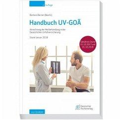 Handbuch UV-GOÄ, m. CD-ROM