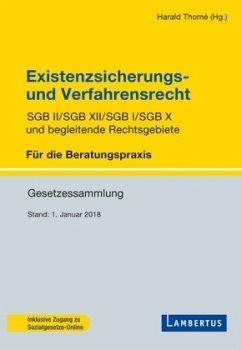 Existenzsicherungs- und Verfahrensrecht