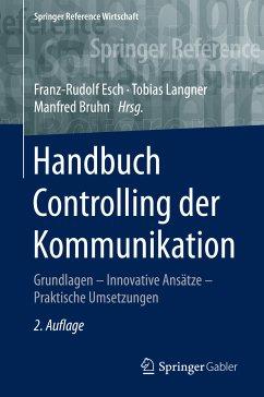 Handbuch Controlling der Kommunikation (eBook, PDF)