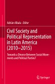 Civil Society and Political Representation in Latin America (2010-2015) (eBook, PDF)