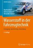 Wasserstoff in der Fahrzeugtechnik (eBook, PDF)