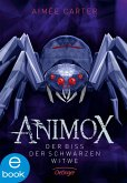 Der Biss der Schwarzen Witwe / Animox Bd.4 (eBook, ePUB)