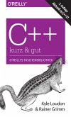 C++ - kurz & gut (eBook, PDF)
