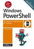 Windows PowerShell (eBook, PDF)
