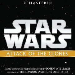 Star Wars: Attack Of The Clones - Ost/Williams,John