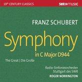 """Sinfonie Nr. 9 In C-Dur """"Die Große"""" D944"""