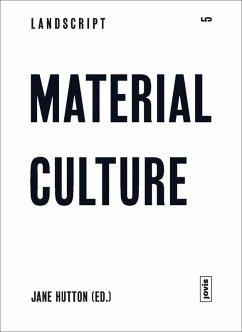 Material Culture (eBook, ePUB)