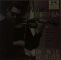 Milestones Of A Violin Legend - Schneiderhan,Wolfgang