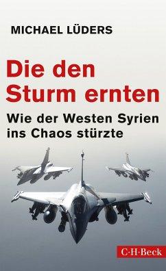 Die den Sturm ernten (eBook, ePUB) - Lüders, Michael