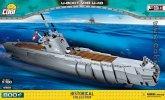 COBI Historical Collection 4805 - deutsches U-Boot VIIB U-48, 2. Weltkrieg, Bausatz 800 Teile