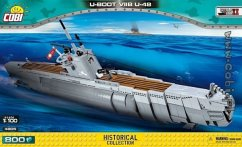 COBI-4805 Historical Collection Typ VIIB U-Boot (800 Teile)