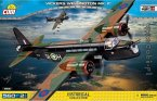 COBI Historical Collection 5523 - Vickers Wellington MK.IC, zweimotoriger Bomber, Konstruktionsspielzeug, Bausatz 560 Teile