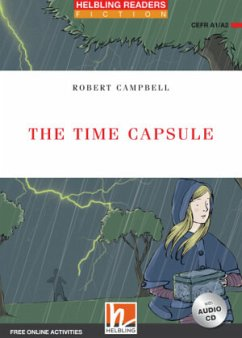 The Time Capsule, w. Audio-CD - Campbell, Robert