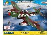 Cobi 5543 - Historical Collection, Messerschmitt Me 262a, deutsches Jagdflugzeug, Konstruktionsspielzeug, Bausatz, 315 Teile