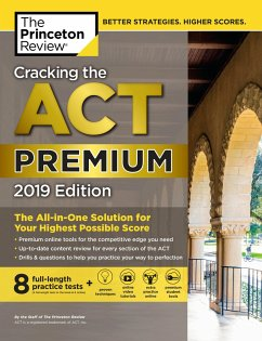 Cracking the ACT Premium Edition with 8 Practic...