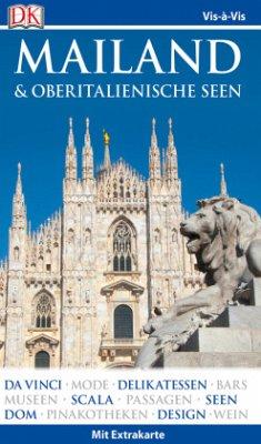 Vis-à-Vis Reiseführer Mailand & Oberitalienisch...