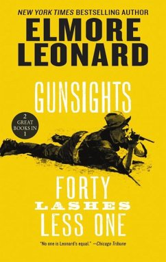 Gunsights and Forty Lashes Less One: Two Classic Westerns