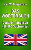 Das Wörterbuch Deutsch-Englisch (eBook, ePUB)