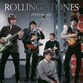 Rolling Stones 2019 - 16-Monatskalender