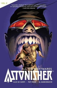 Astonisher Vol. 2: All the Nightmares