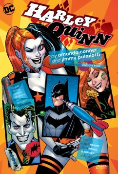 Harley Quinn by Amanda Conner and Jimmy Palmiot...