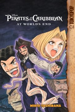 Disney Manga: Pirates of the Caribbean - At World's End - Tachibana, Mikio