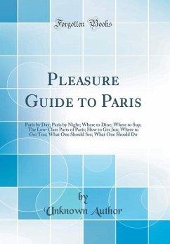 Pleasure Guide to Paris