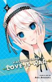 Kaguya-sama: Love is War Bd.4