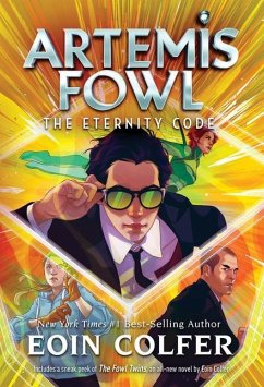 The Eternity Code (Artemis Fowl, Book 3) - Colfer, Eoin