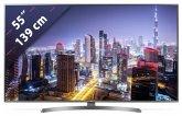 LG 55UK6750 139 cm (55 Zoll) Fernseher (4K / Ultra HD)
