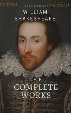 The Complete works of William Shakespeare ( inc...