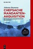 Chefsache Mandantenakquisition (eBook, PDF)