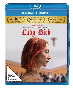 Lady Bird - Saoirse Ronan,Laurie Metcalf,Tracy Letts