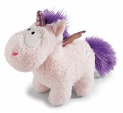 Nici 42334 - Theodor and Friends, Einhorn, Cloud Dreamer, Plüsch 32 cm, violett, stehend
