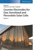 Counter Electrodes for Dye-sensitized and Perovskite Solar Cells