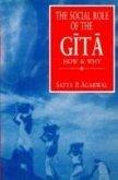 The Social Role of the Gita