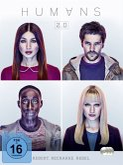 Humans - Die komplette 2. Staffel
