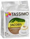 Jacobs Cappuccino Classico 8 Kapseln T-Disc